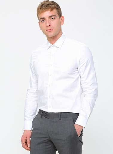 Beymen Business Gömlek Beyaz